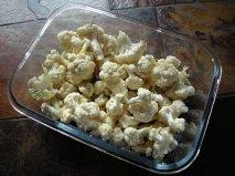 Relish de chouxfleurs - acar bloemkool