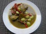 Canard à la sauce de Bali – bebek dengan bumbu betutu