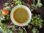 Salade de canard toba